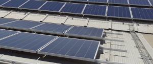 Récord de producción de la energía solar